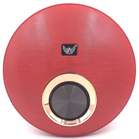 CAIXA SOM BLUETOOTH/SD/USB/FM K4+ ALTOMEX VERMELHO AL-1718