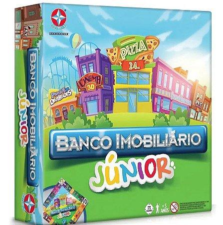 BANCO IMOBILIARIO JUNIOR ESTRELA