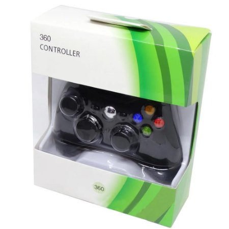 CONTROLE XBOX 360 C/ FIO XZHANG X-360-3