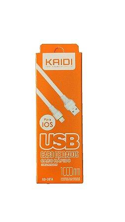 CABO USB APPLE 1 MT KAIDI KD-307A