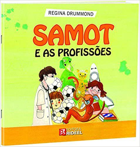 LIVRO SAMOT E AS PROFISSÕES BICHO ESPERTO