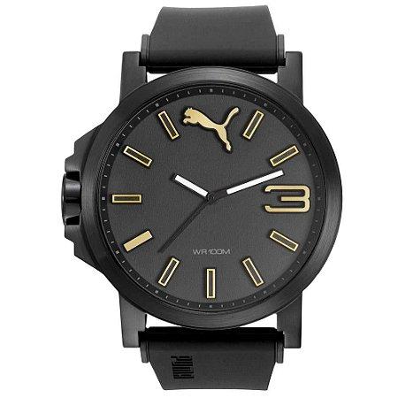 Relógio Puma - Multi Vendas Black 3692c09cba