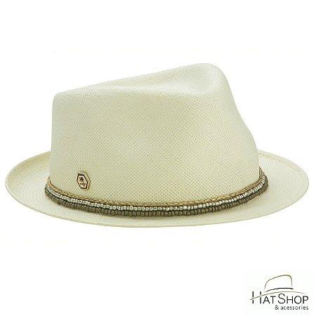 Chapéu Fedora em Toyo Premium