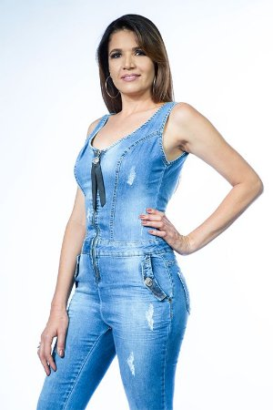 c0307d581 Macacão Jeans Razzo - Domênyca | Moda Feminina Premium