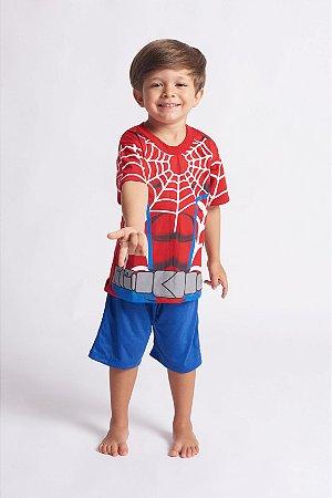 Fantasia Infantil Herói Rede