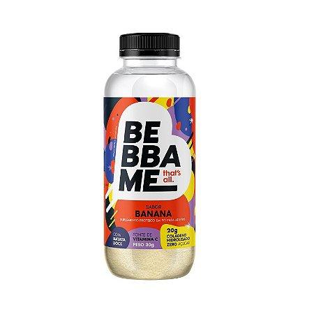 Bebba Me Drink Shake - Sabor Banana (1 unid.)