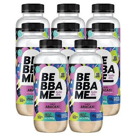 Combo Bebba Me Todo Dia - Sabor Abacaxi (8 unid.)