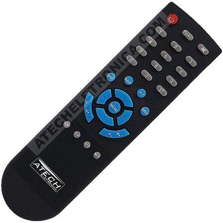 Controle Remoto TV Lenoxx RC-701 / TV-1400 / TV-2100