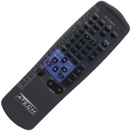 Controle Remoto Aparelho de Som Aiwa RC-TN450EX