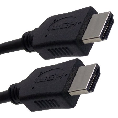 Cabo HDMI Macho + HDMI Macho - 1,8 Metros