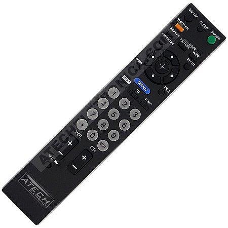 Controle Remoto TV LCD Sony Bravia RM-YA008 / KLV-26NL14A / KLV-32L400A / KLV-32NL14A / KLV-37L400A / KLV-37NL14A