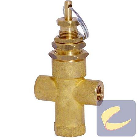 Válvula Piloto 6.9-8.5 Bar - Compressores Alta Pressão - Chiaperini