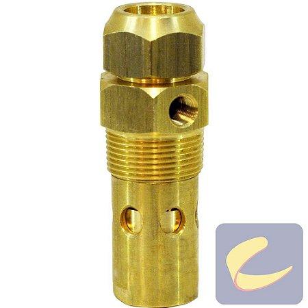 Válvula Retenção 1 Pol. Compressores De Ar Alta Pressão Chiaperini