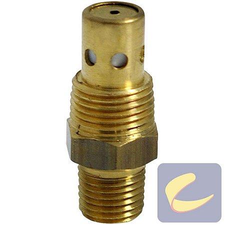 """Válvula Retenção 3/8"""" 1A - Compressores Baixa Pressão - Chiaperini"""