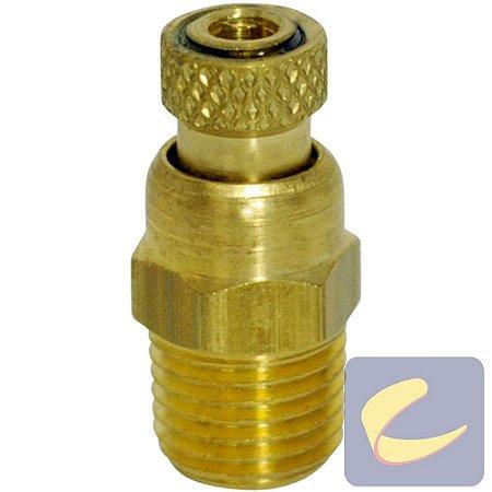 Válvula Segurança 40Psi - Ar Direto - Chiaperini