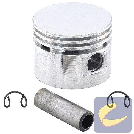 Pistão De Alumínio 48x21x12 - Motocompressores - Chiaperini