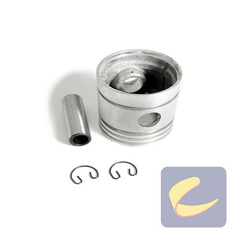 """Pistão De Alumínio 2.1/2"""" - Compressores Baixa Pressão - Chiaperini"""