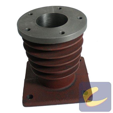 """Cilindro 2.1/2"""" - Compressores Alta Pressão - Chiaperini"""