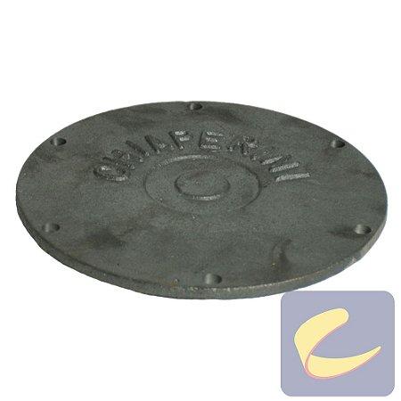 Tampa Cárter S/Furo Alívio - Compressores Alta Pressão - Chiaperini