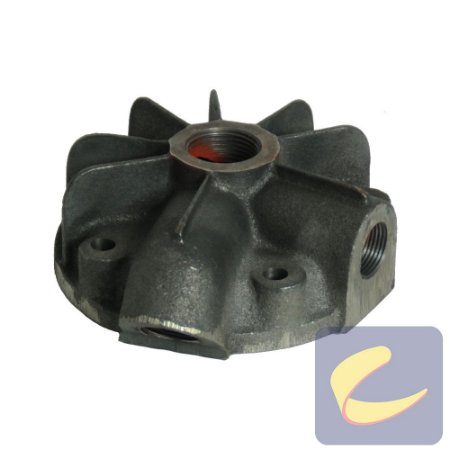 """Tampa Cilindro 3.1/4"""" - Compressores Alta Pressão - Chiaperini"""