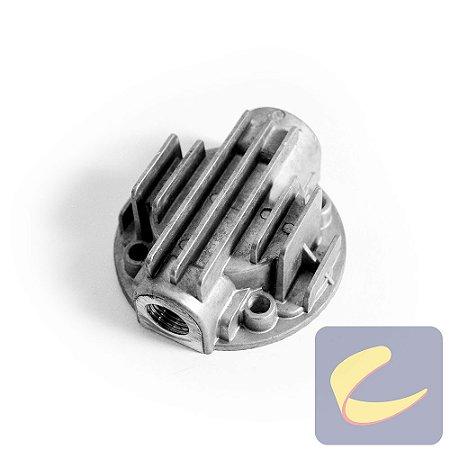 Tampa Cilindro 2 - Compressores Odonto/ Baixa Pressão - Chiaperini