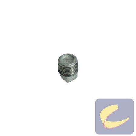 """Plug Galv. 1/2"""" - Compressores Alta Pressão - Chiaperini"""