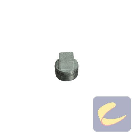 """Plug Galv. 3/4"""" - Compressores Alta Pressão - Chiaperini"""