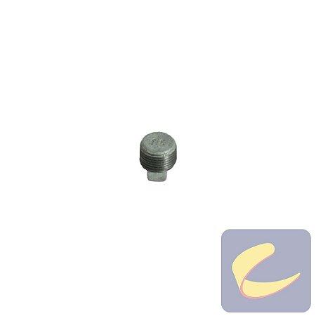 Plug Galv. 3/8 - Compressores Alta Pressão - Chiaperini