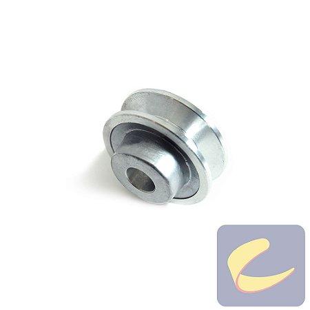 Polia Alumínio 60 mm. 1A F15.87 - Compressores Baixa Pressão - Chiaperini