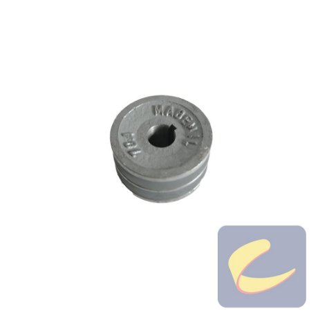 Polia Fefu 70 mm. 2A F19 - Lavadoras Lavajato - Chiaperini