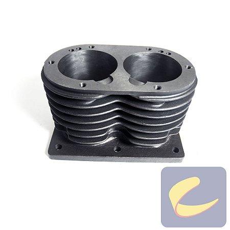 Cilindro 80 mm. - Compressores Média Pressão - Chiaperini