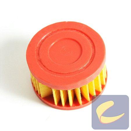Elemento Filtrante De Ar (Papelão) - Compressores Odonto/ Baixa Pressão - Chiaperini