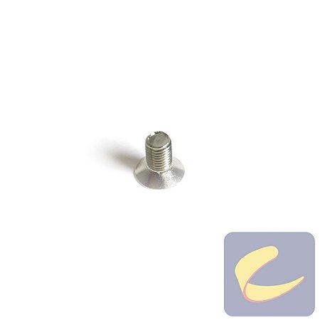 Parafuso Allen C/Cab. Chata Ma 6x20  - Compressores Odonto - Chiaperini