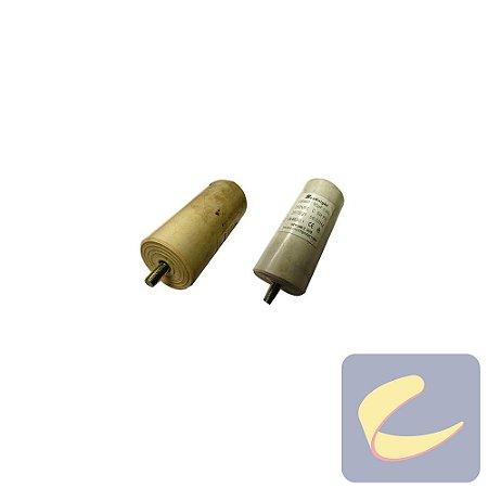 Capacitor Partida 55Uf/250V~ Ma 8 - Motocompressores - Chiaperini