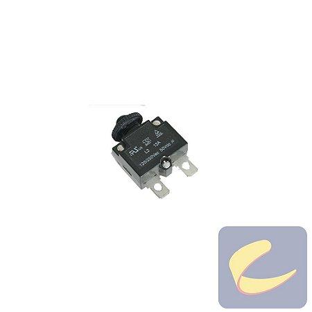 Protetor Térmico 12A - Motocompressores - Chiaperini