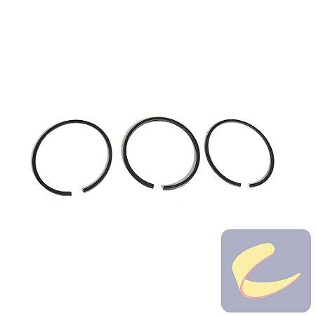 """Jogo De Anéis 2"""" - Compressores Alta Pressão - Chiaperini"""