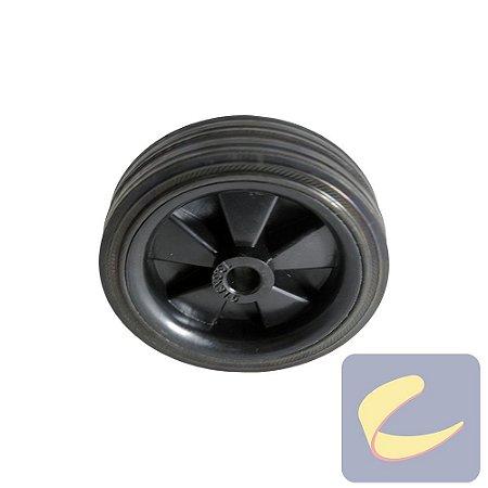 """Roda 5"""" - Motocompressores - Compressores Baixa Pressão - Chiaperini"""