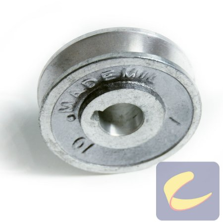 Polia Alumínio 70 mm. 1A F19.03 - Compressores Média Pressão - Chiaperini