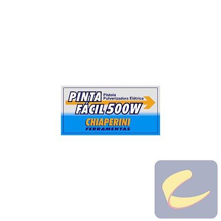 Adesivo Pinta Fácil 500W - Elétricas - Chiaperini