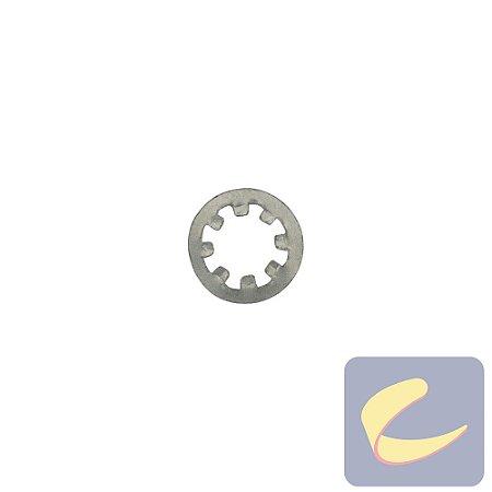 Arruela Dentada M5 - Elétricas - Chiaperini