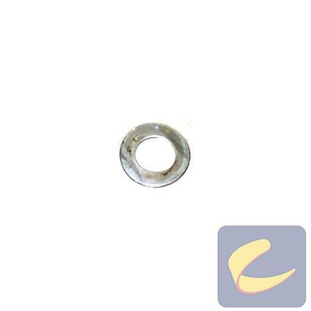 Arruela Lisa Esp 21x10x1.4 Zinco - Elétricas - Chiaperini