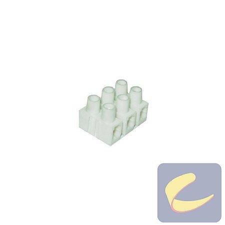 Borne/Caixa De Ligação C/3 Vias - Lavadoras Superjato - Chiaperini