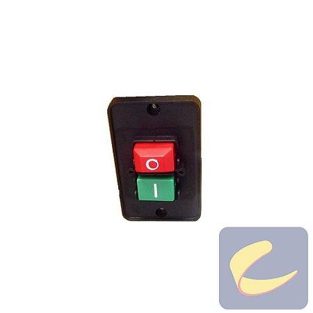 Botão Interruptor - Elétricas - Chiaperini