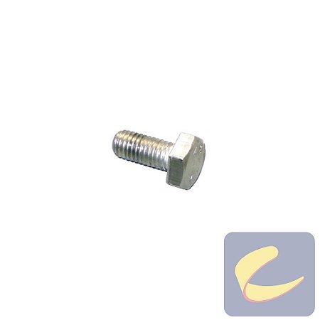 Parafuso Sext. Rt M8x20 Zinco 4.8 - Elétricas - Chiaperini