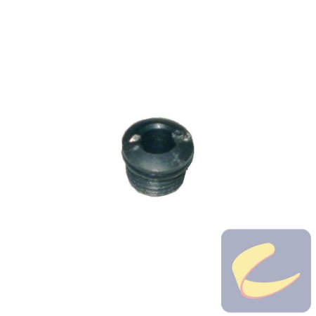 Plug Sext. Mb 16 Aço - Pneumáticas - Chiaperini