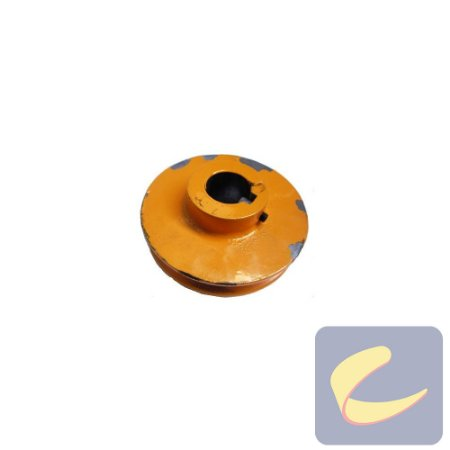 Polia Fefu 96 mm. 1A F24 - Compressores Média Pressão - Chiaperini