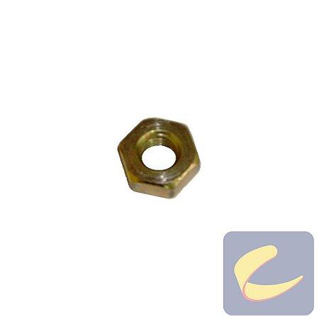 Porca Sext. Mb16 Zinco - Pneumáticas - Chiaperini