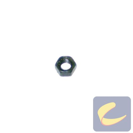 Porca Sext. W 3/16 Unf Pr - Pneumáticas - Chiaperini