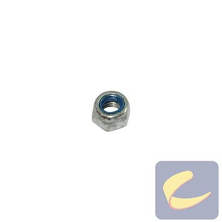 Porca Sext. Parlock M8 - Elétricas - Pneumáticas - Chiaperini
