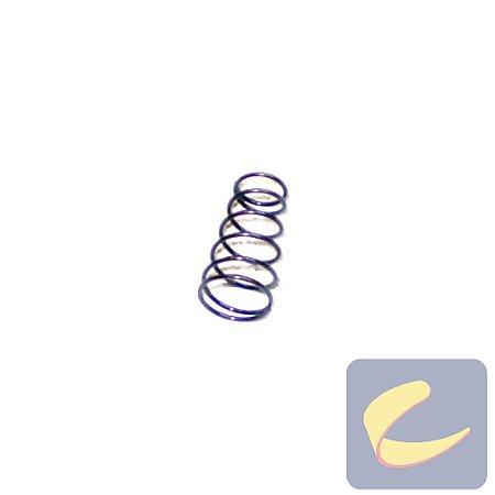 Mola Compressão Cônica 11x22x4x1 - Pneumáticas - Chiaperini
